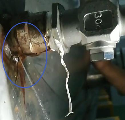 加油站油罐渗漏修补剂